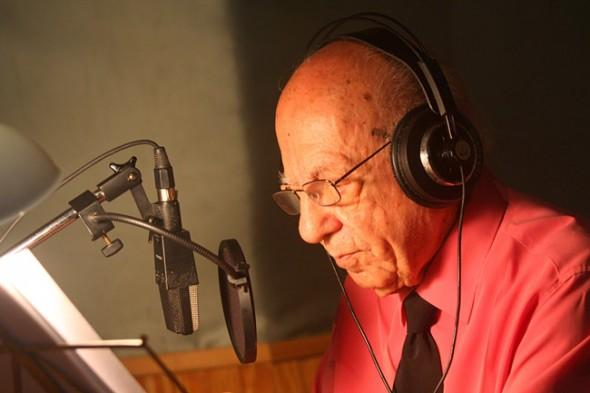 Homenaje a Salvador Arias