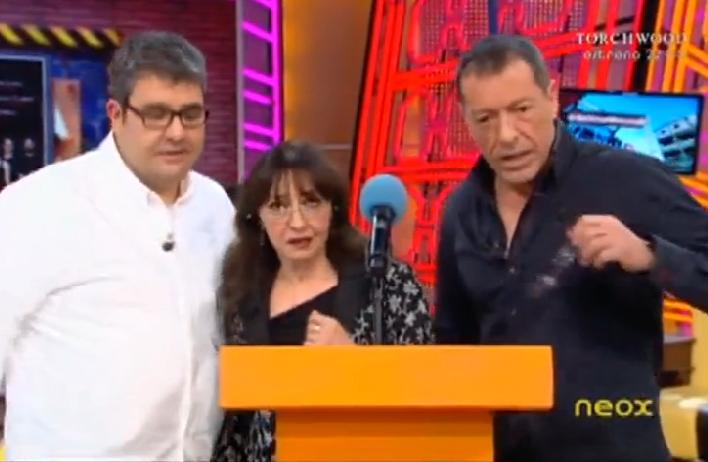 """El doblaje en """"Otra Movida""""."""