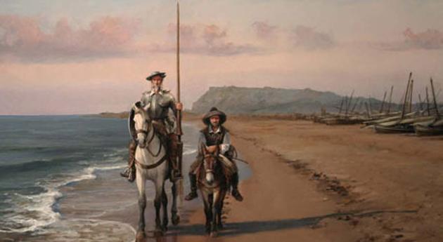 XVI Lectura Continuada del Quijote en Madrid