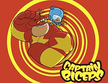El doblaje de Capitán Biceps