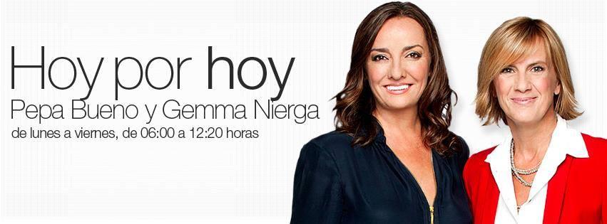 """María Luisa Solá y el radioteatro en """"Hoy por Hoy"""" (Cadena SER)"""