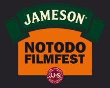 Logo Jameson Notodo Filmfest