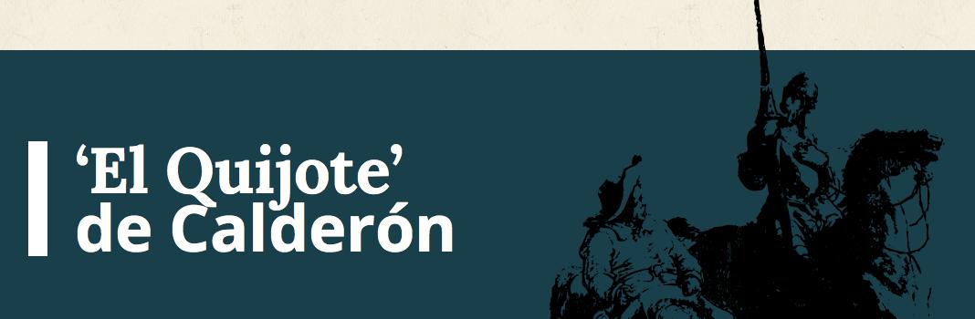 El Quijote de Antonio Calderón y el Teatro del Aire