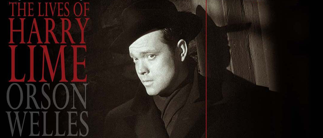 """Las aventuras de Harry Lime"", con Orson Welles."