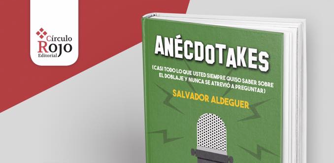 Salvador Aldeguer presenta su libro «Anécdotakes» en «Poniendo las calles».