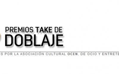 I Premios TAKE de Doblaje