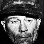 """Ed Gein, """"El carnicero de Plainfield""""."""