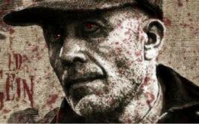 Encarnando a un psicópata: Ed Gein en «Negra y Criminal»