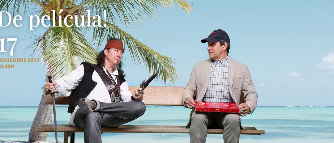 """""""De película!"""" con Jordi Brau y Luis Posada."""