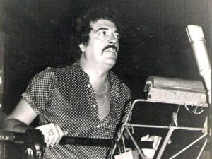 Pepe Mediavilla joven