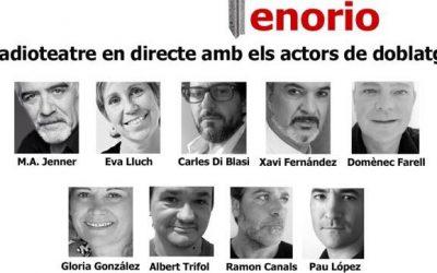 Radioteatro en directo: Don Juan Tenorio en Barcelona.