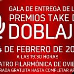 Premios take 2018